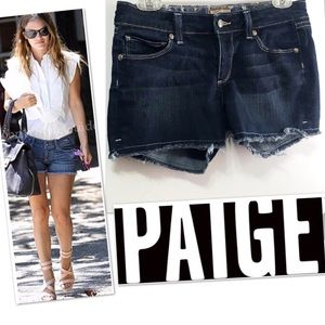 Sale ! Paige Denim Silver Lake short